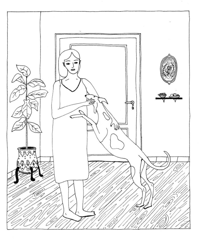 Ilustración por Milena Polosecki