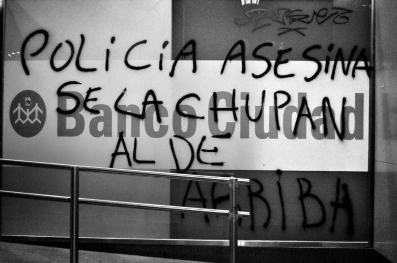 [FOTOGRAFÍA] la gente salió a la calle, por Natalia Baratta 19 de diciembre de 2017 #NoALaReformaPrevisional