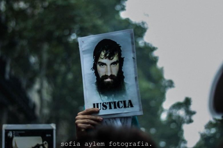 #24demarzo #NuncaMas #SantiagoMaldonado