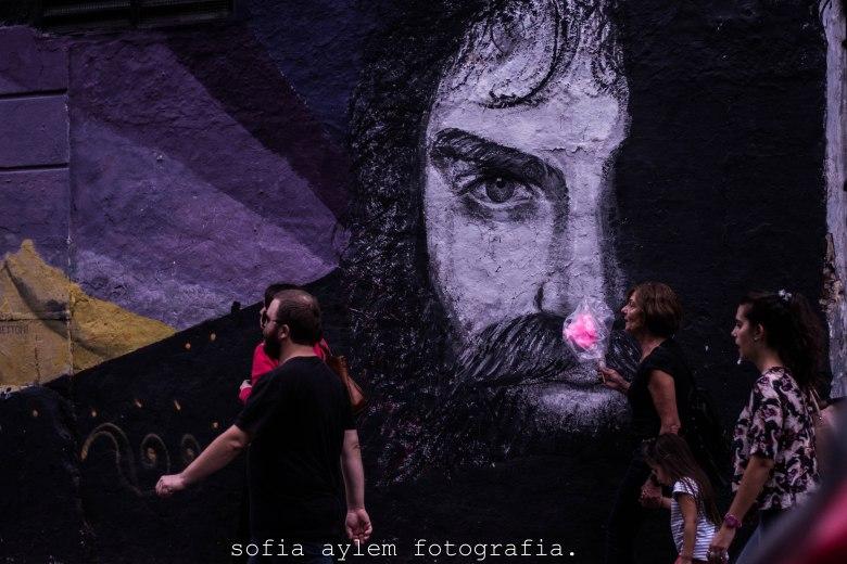 """#SantiagoMaldonado """"24demarzo #NuncaMas"""
