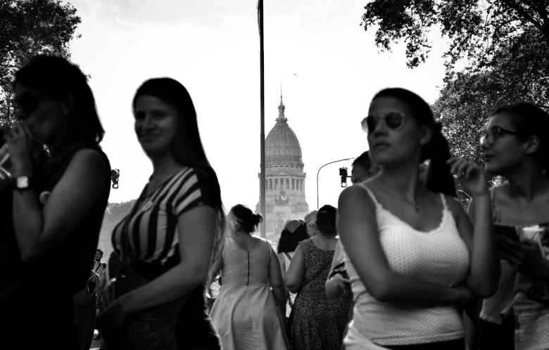 #8M en Buenos Aires, Argentina