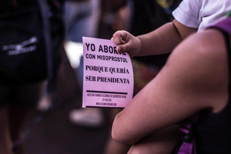 #AbortoLegalYa