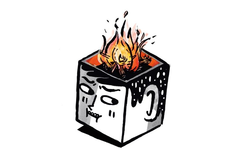ilustracion de cardolina