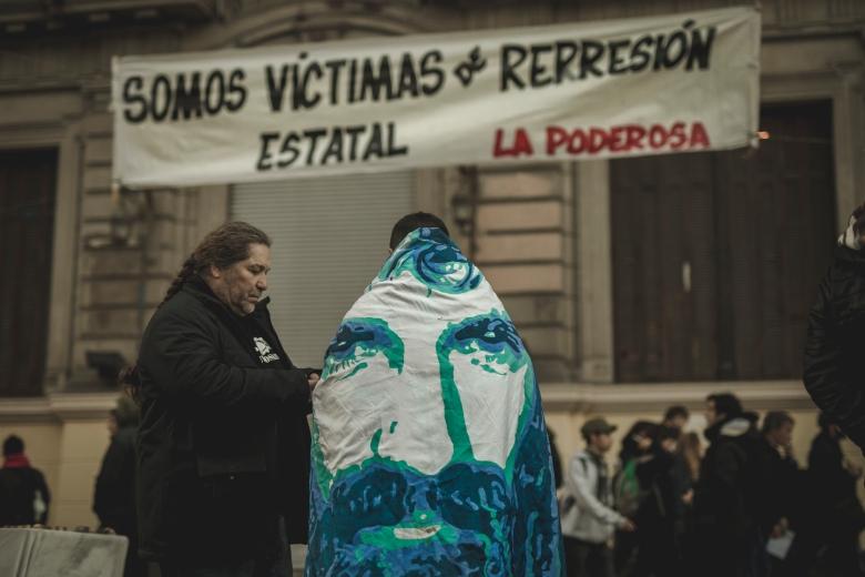 1A marcha por Santiago Maldonado