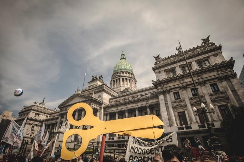 marcha educativa 13 de septiembre