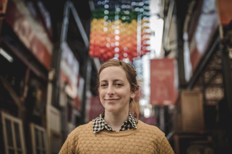 Paula Grinszpan para Amalgama Cultural